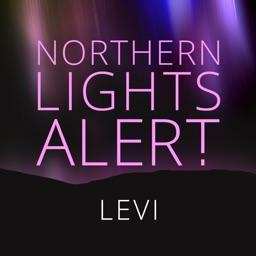 Northern Lights Alert Levi