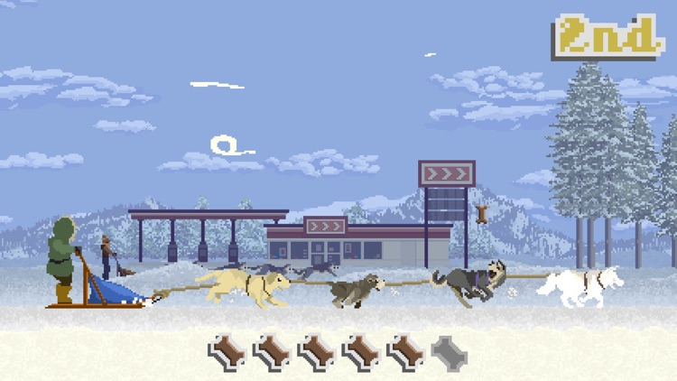 Dog Sled Saga screenshot-0