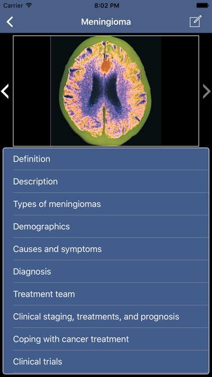 Cancer Diseases screenshot-3