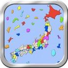 日本地图拼图 icon