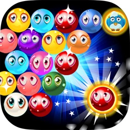 Bubble Shooter Birds Extreme