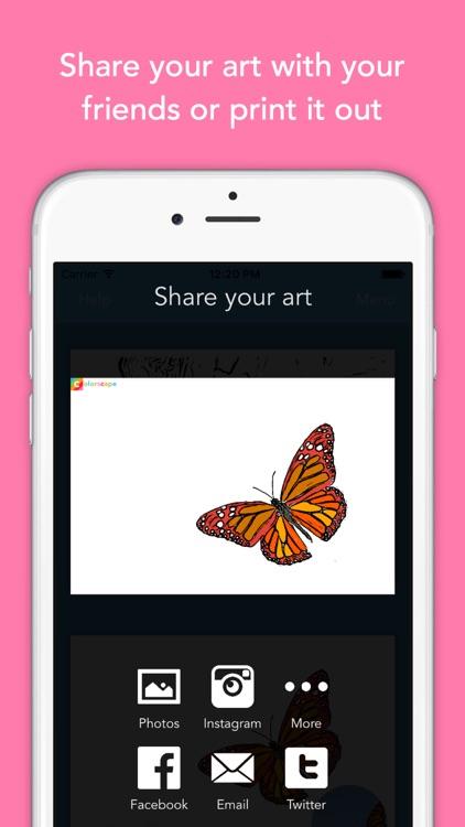Colorscape for schools screenshot-4