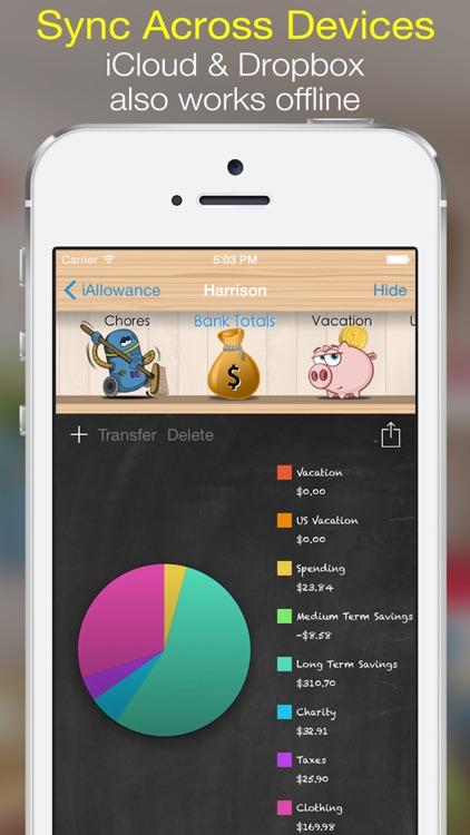 iAllowance screenshot-4
