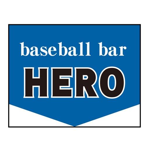baseball bar HERO(ベースボールバーヒーロー)