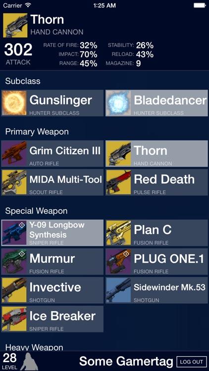 Armory: Destiny Edition