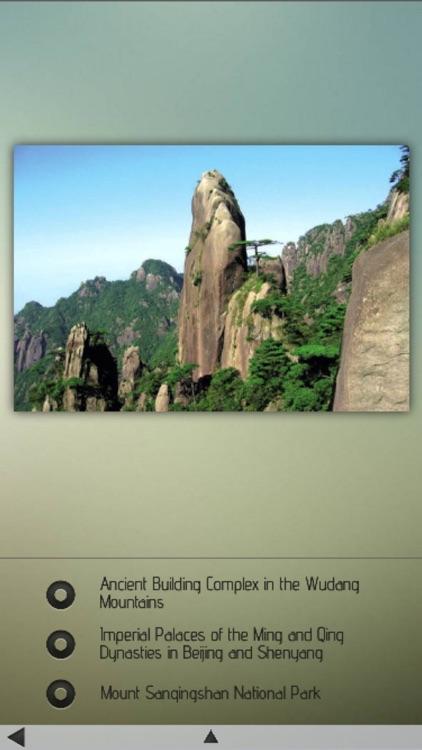 China Unesco World Heritage screenshot-3