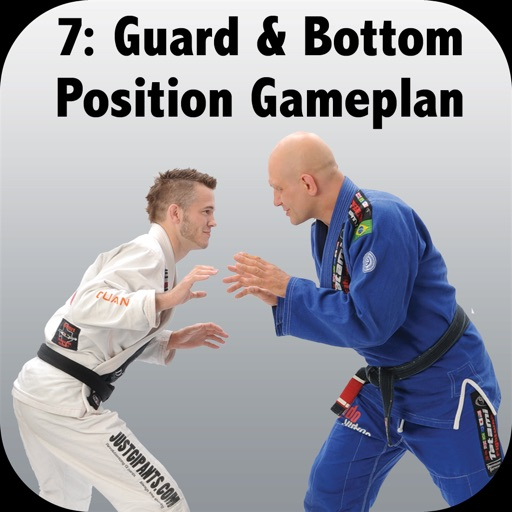 BJJ Guard & Bottom Position Gameplan, Bigstrong 7