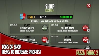 Pizza Panic 2 Lite screenshot four