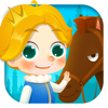 My Little Prince - Princess & Pony Games for kids