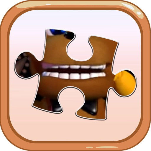 Cartoon Jigsaw Puzzles for Five Nights at Freddys