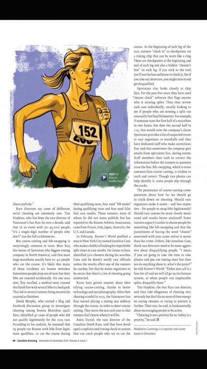 Canadian Running Magazine screenshot-3