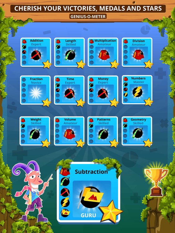 Math Games for kids - Mathaly screenshot-4
