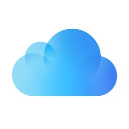 Ícone do app iCloud Drive