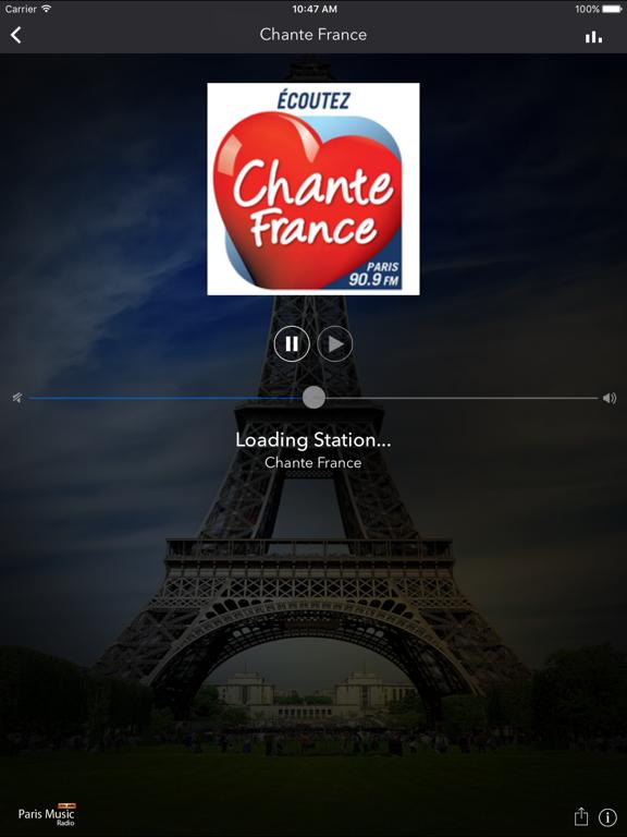 Paris Music Radio | App Price Drops