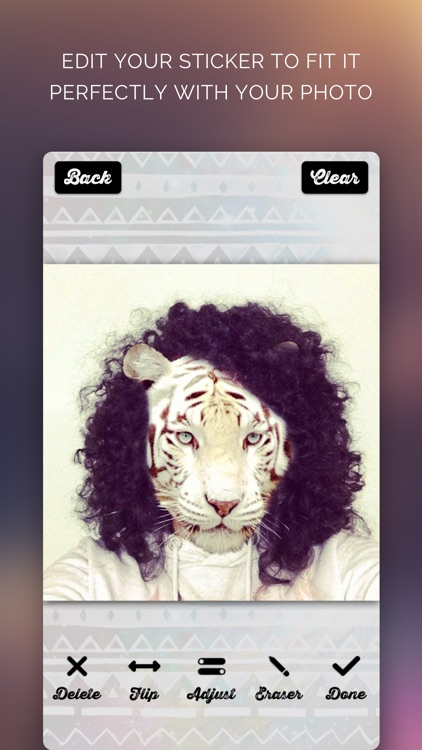 Animal Face - IG Selfie Editor