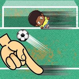 Crazy Penalty Kick/Soccer game