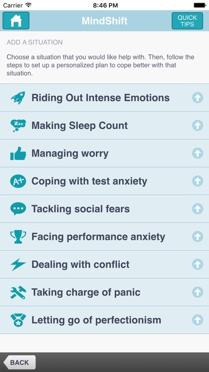 MindShift screenshot-4