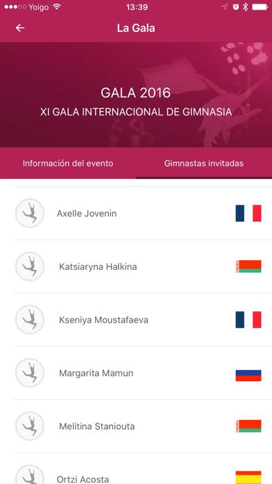 euskalgym | Gala InternacionalCaptura de pantalla de5