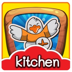 Activities of Learn English Vocabulary daily: kitchen : free learning Education for kids easy