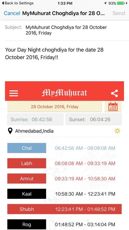 my Muhurat screenshot-3