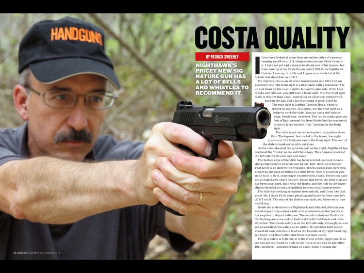 Handguns Magazine screenshot-2