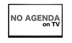 No Agenda on TV
