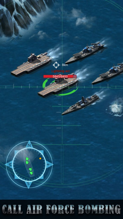 Decisive Battle Pacific screenshot-4