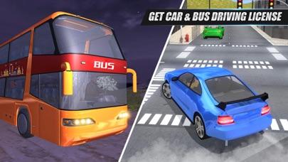 自動車・バスの運転手の教育:学校シミュレータを運転しますのおすすめ画像1