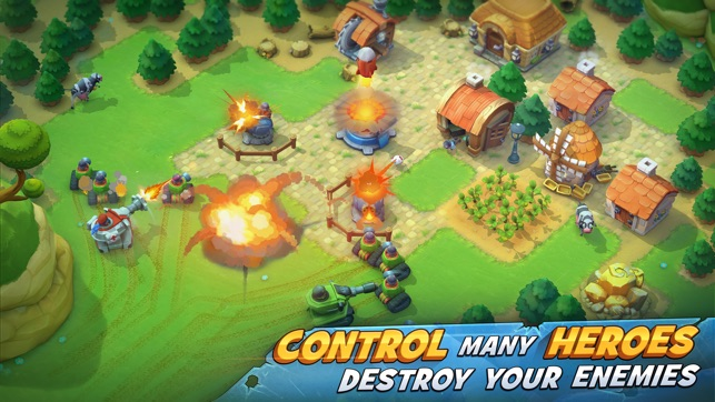 fieldrunners 2 free for iphone