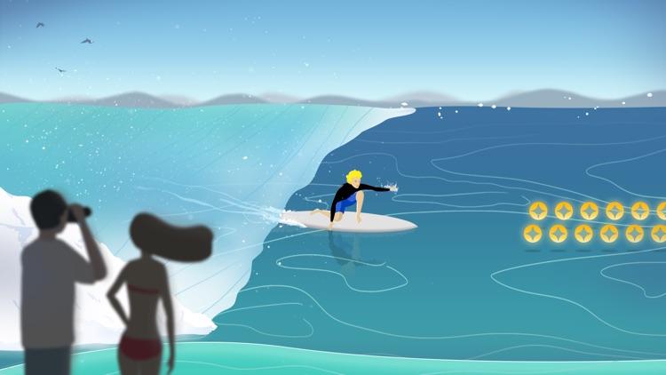 Go Surf - The Endless Wave Runner screenshot-4