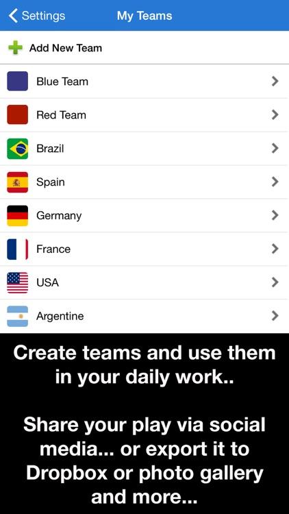 Coach Tactical Board for Football (Soccer) screenshot-3