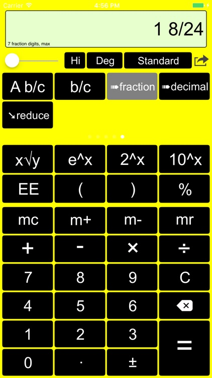 Talking Scientific Calculator