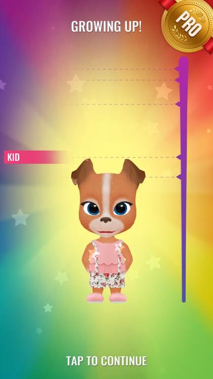 ! My Talking Lady Dog PRO - Virtual Pet