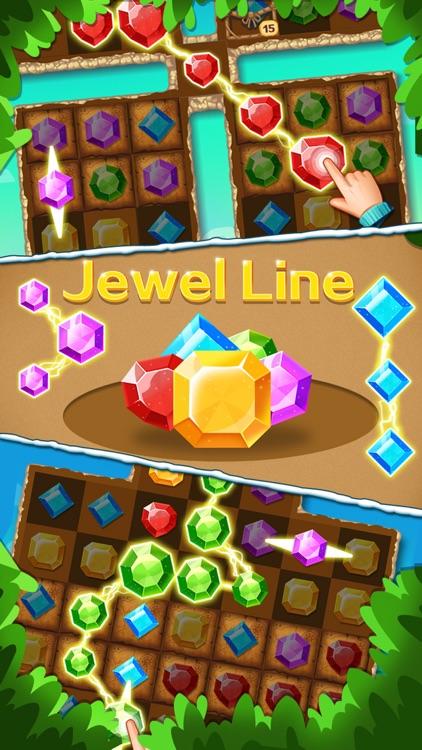 Jewels Line Dex screenshot-3