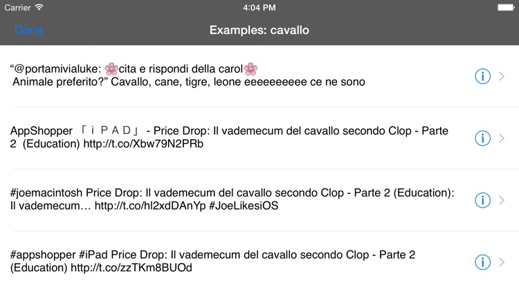 Italian Translator screenshot-2