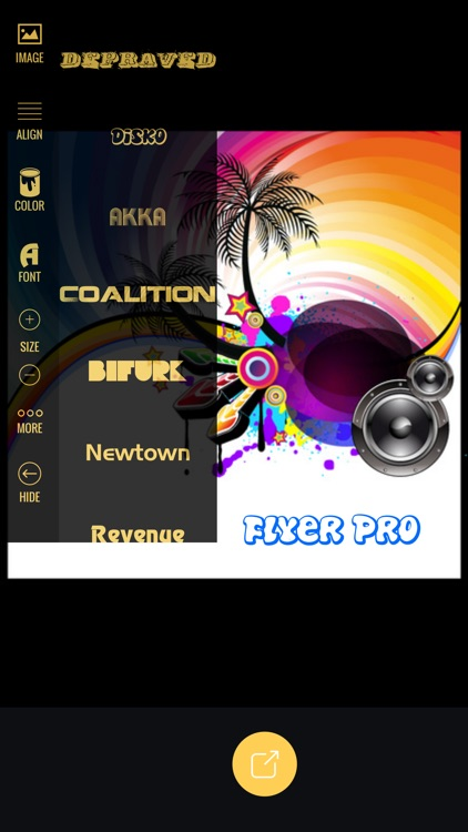 Flyer Maker Pro screenshot-2