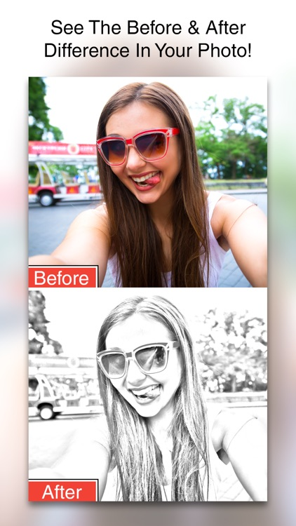 Sketch PhotoEditor - Make your photo sketch