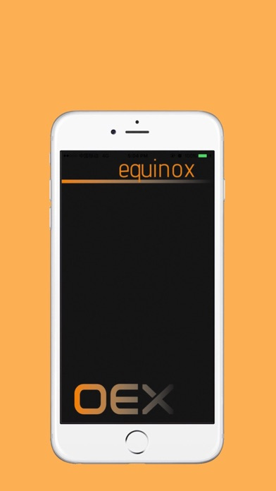 OEX Equinox App Download - Android APK