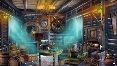 Challenging Night House Escape screenshot three
