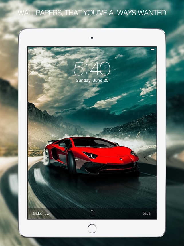 Car Wallpapers Supercars Pictures Backgrounds On The App Store
