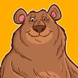 Big Bear - Stickers for iMessage