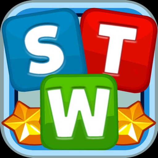 Swipe The Words - Search & Swipe Letters