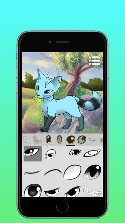 Avatar Maker: Cats 2 screenshot-3