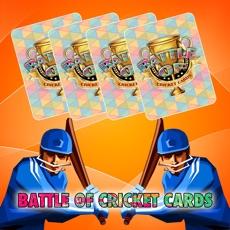 Activities of Battle of Cricket Card