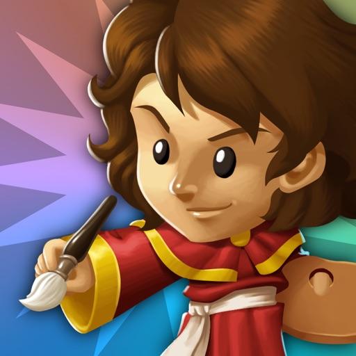 Epic Paint Adventure - Color Matching Combo Quest