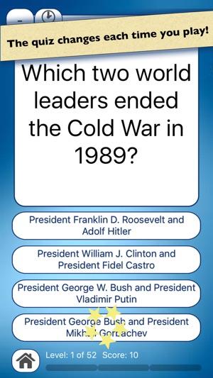 6th grade history quiz