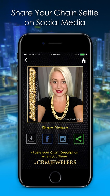 Cuban Link Selfie - Try On Gold Chains | Jewelry screenshot-4