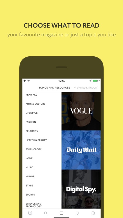 BigMag - all magazines in one place screenshot-1