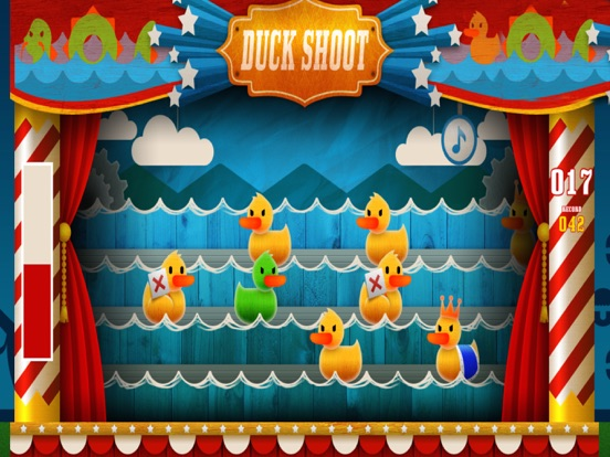 Screenshot #1 for Shoot The Duck And Monsters Shoot Master