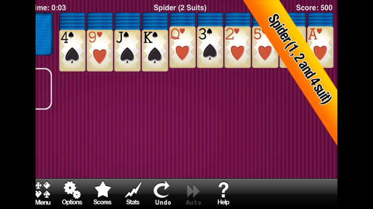 Solitaire Favorites screenshot-4